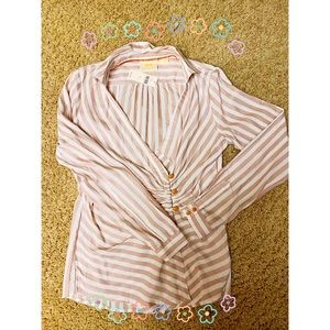 Anthropologie brand new top
